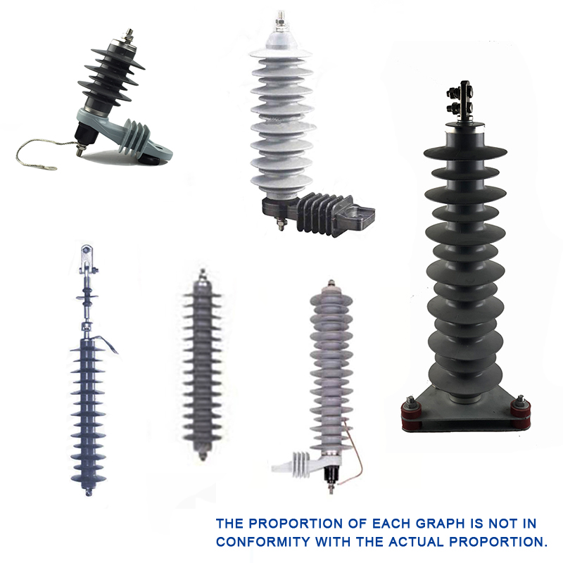 Zhejiang Meto Electrical: Factory Made Surge Arrester Supplies, 24KV Outdoor